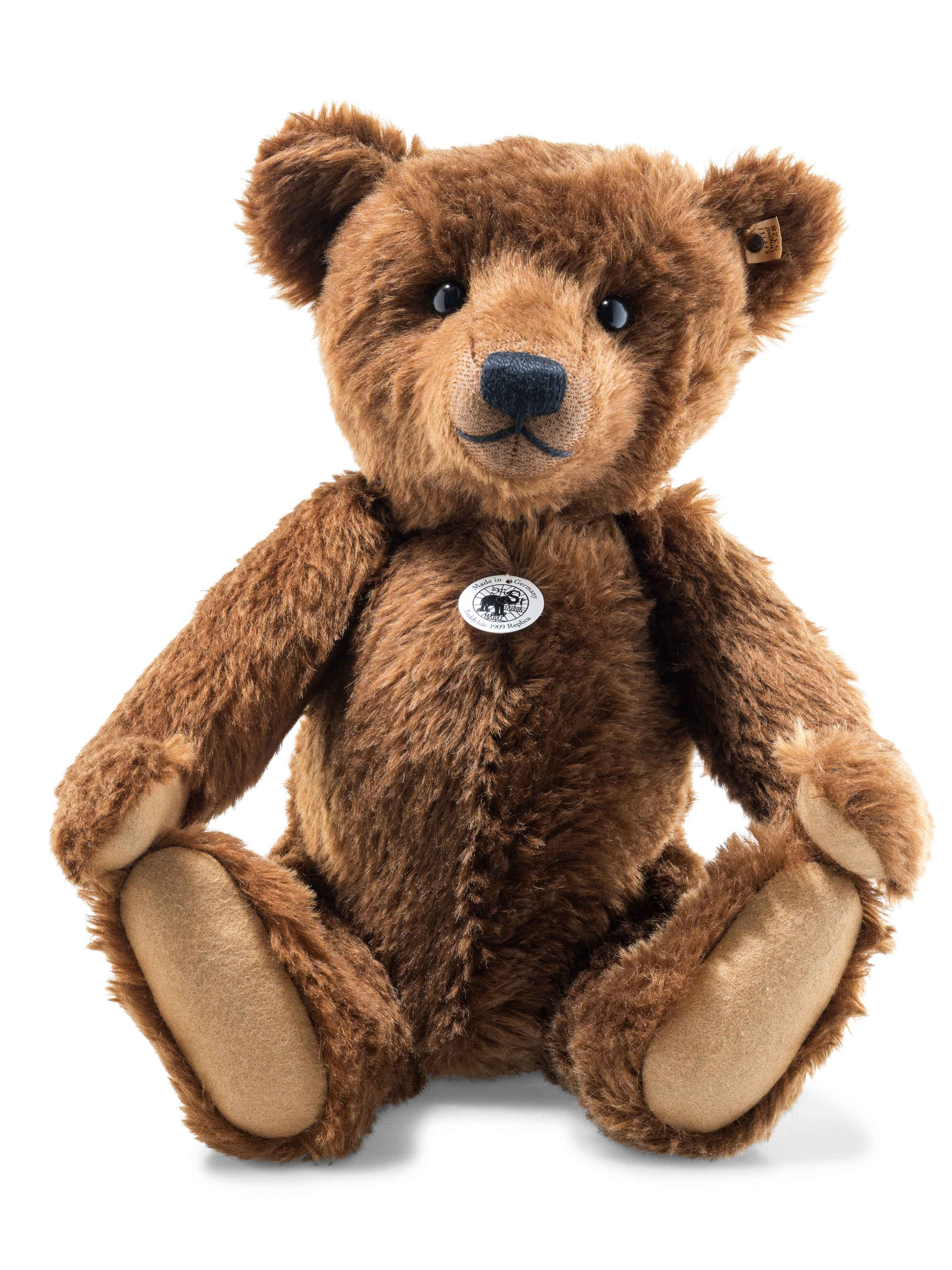 New Autumn 2018 Steiff Teddy Bear Replica 1909